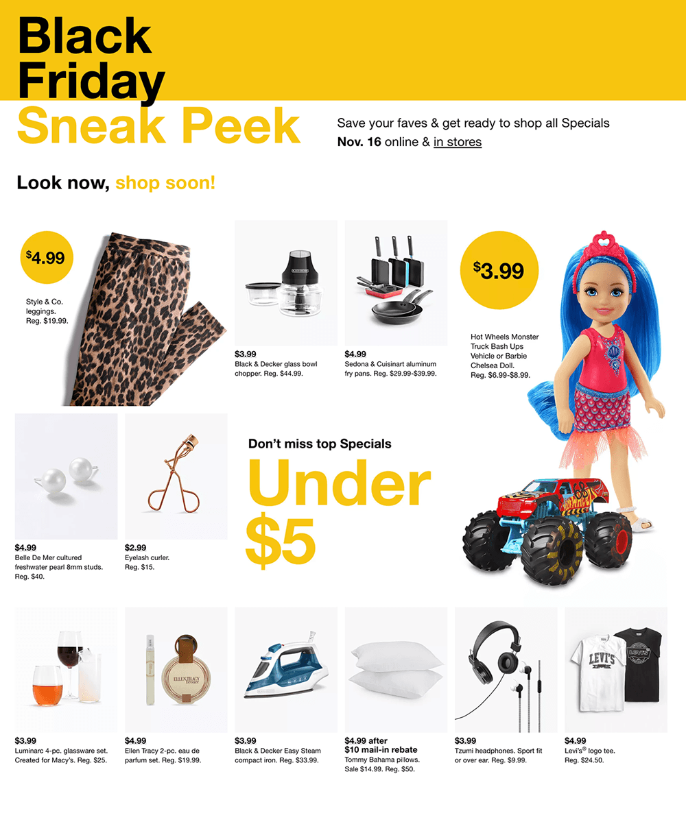 Macy's Black Friday 2020 Page 57