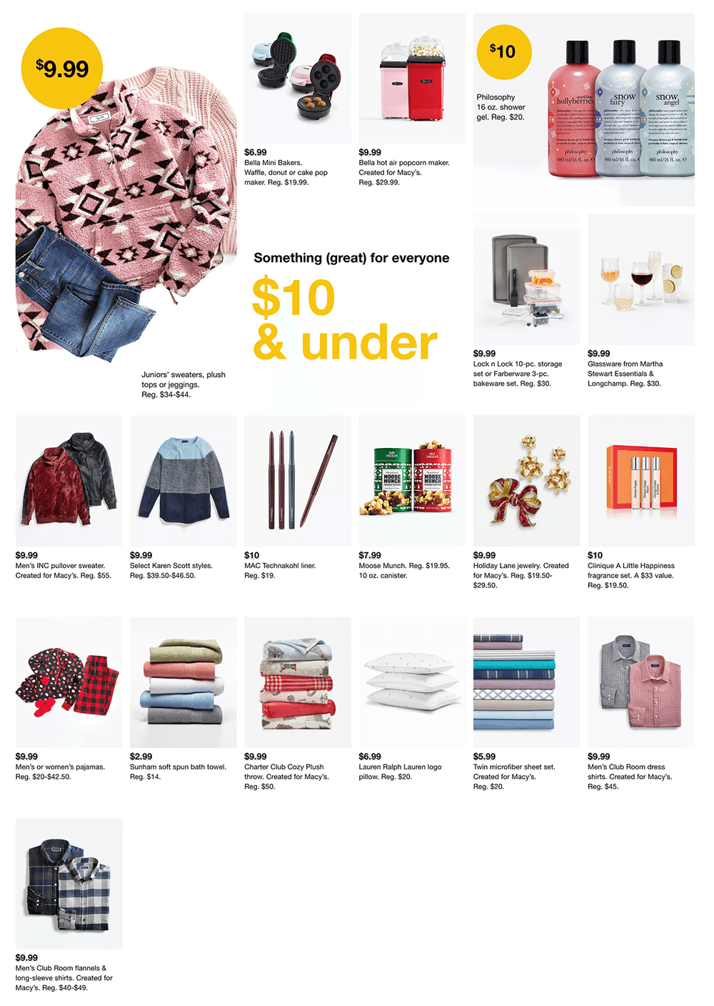 Macy's Black Friday 2020 Page 58