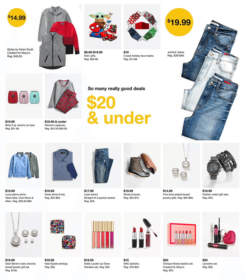 Macy's Black Friday 2020 Page 59