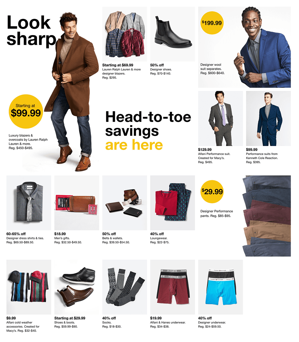 Macy's Black Friday 2020 Page 70