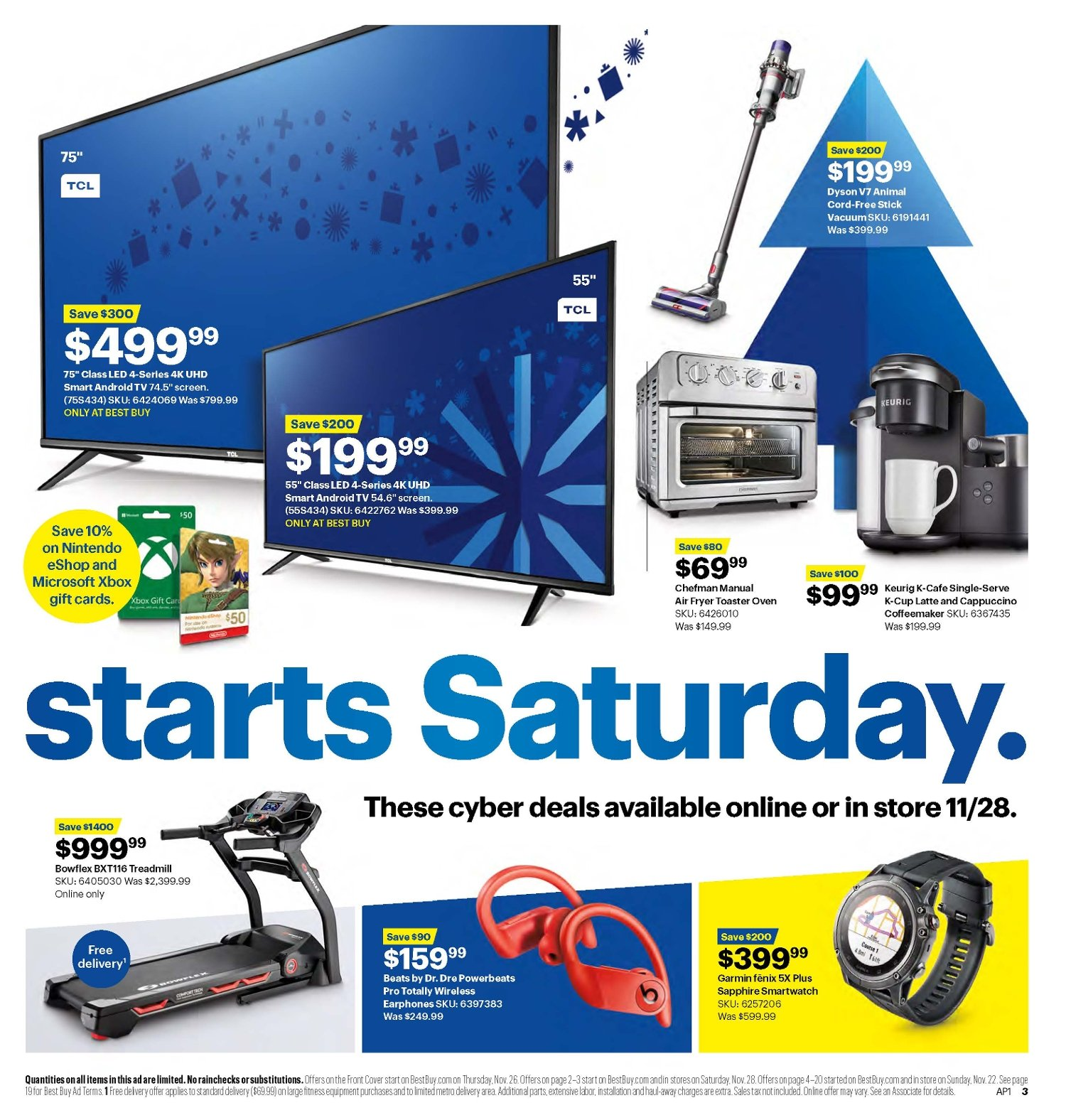 Best Buy Cyber Monday 2020 Page 2