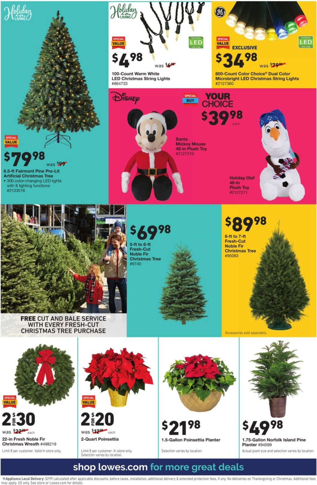 Lowe's Cyber Monday 2020 Page 8