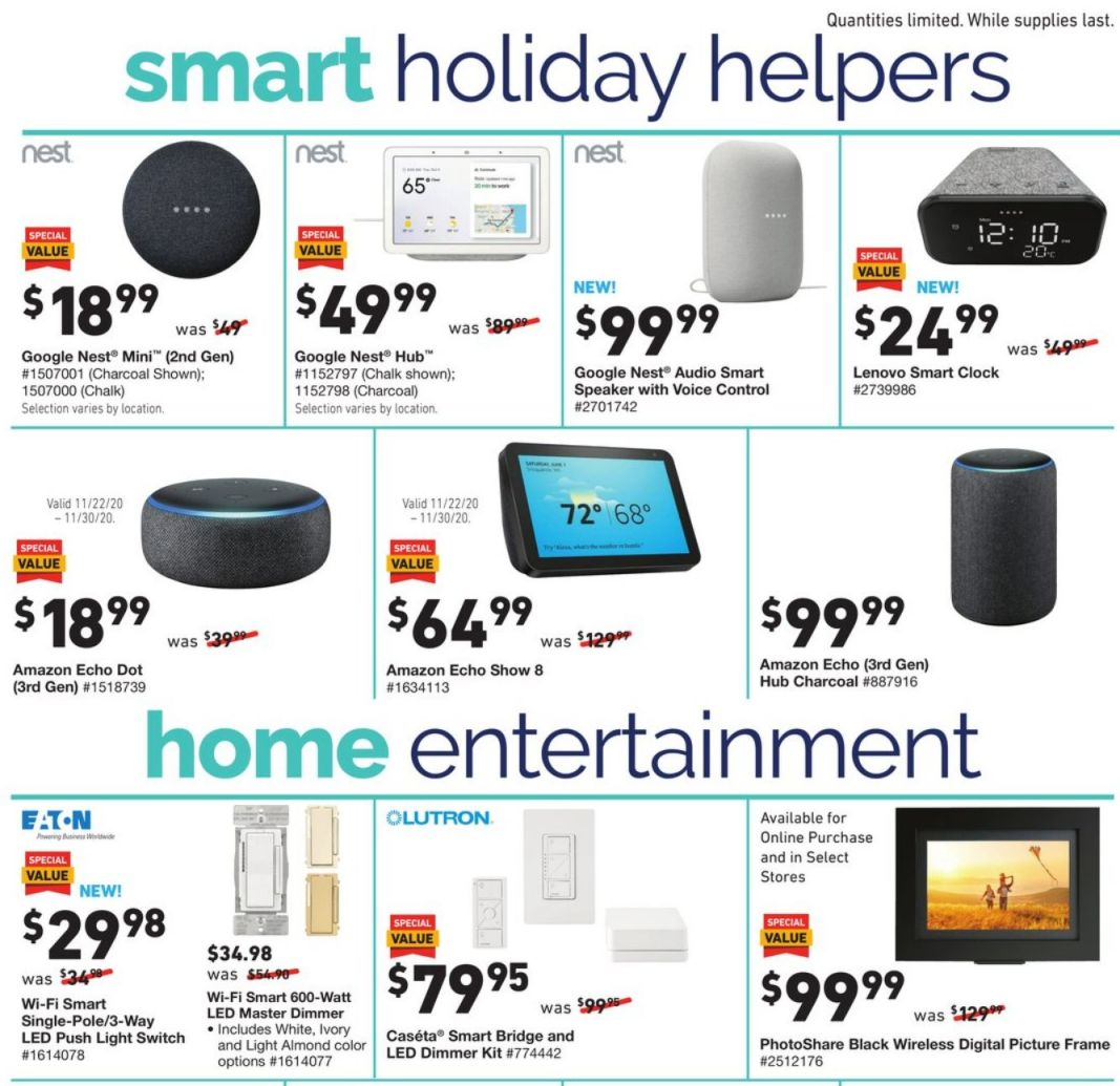Lowe's Cyber Monday 2020 Page 11
