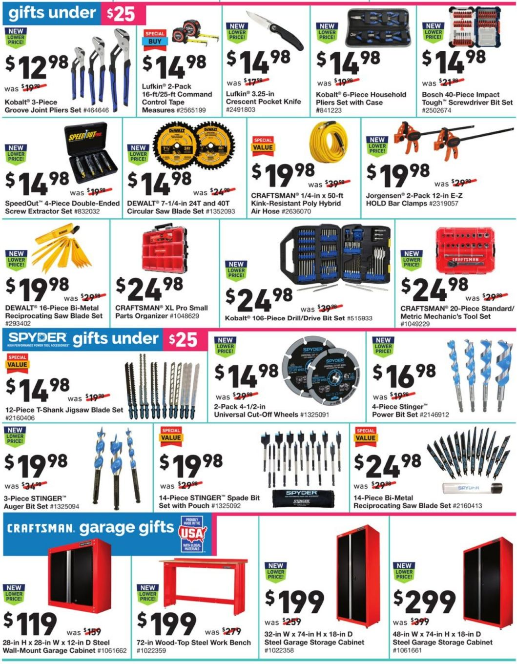 Lowe's Cyber Monday 2020 Page 16