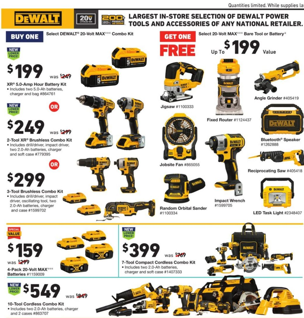 Lowe's Cyber Monday 2020 Page 19
