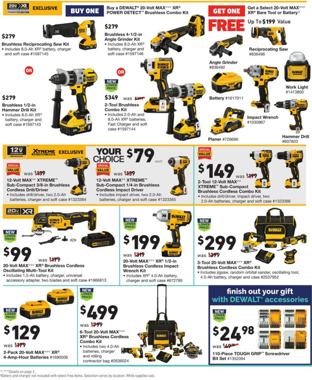 Lowe's Cyber Monday 2020 Page 20