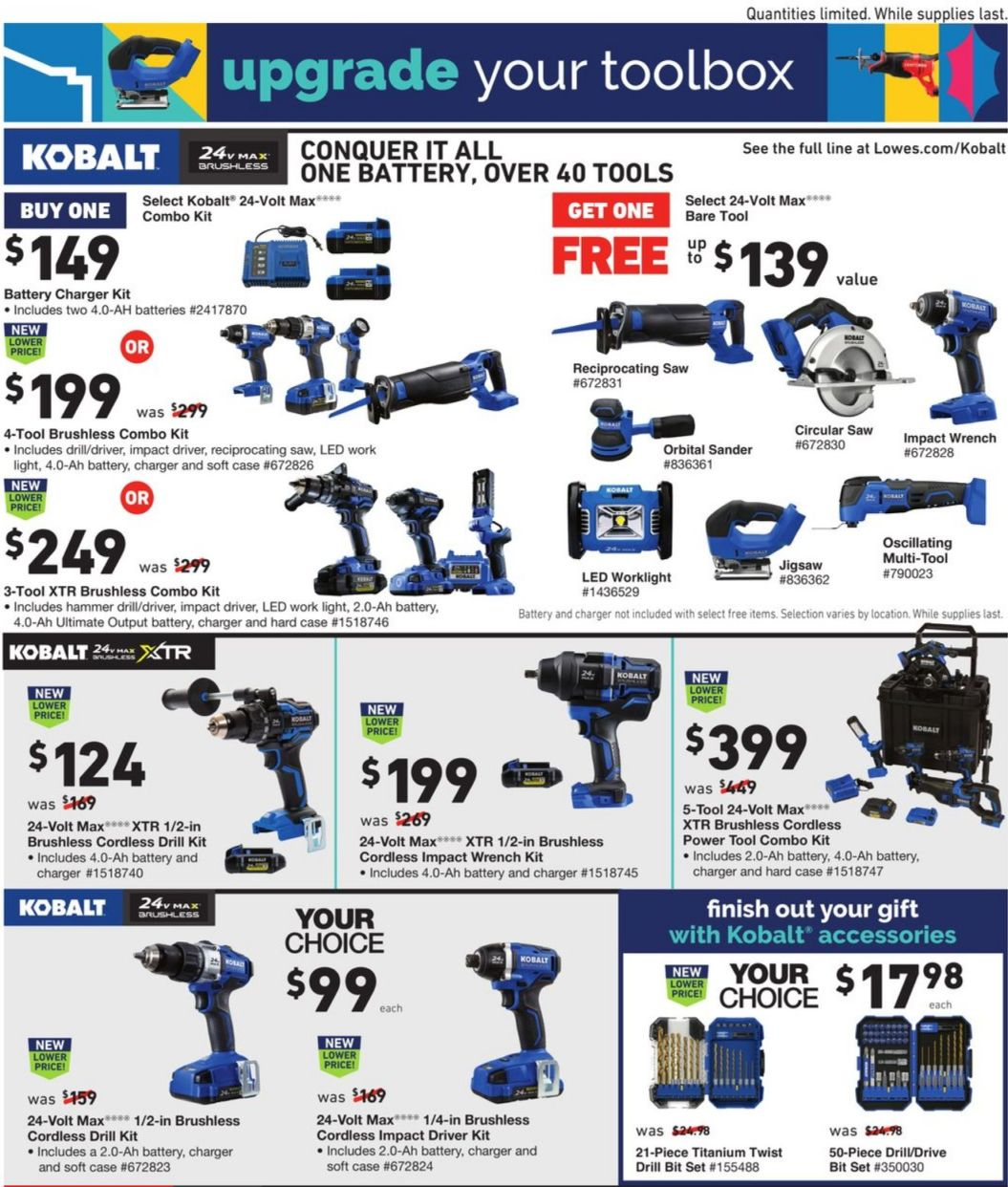 Lowe's Cyber Monday 2020 Page 21