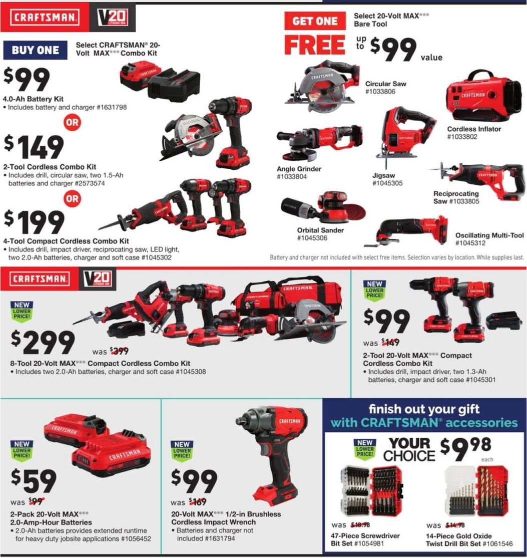 Lowe's Cyber Monday 2020 Page 22