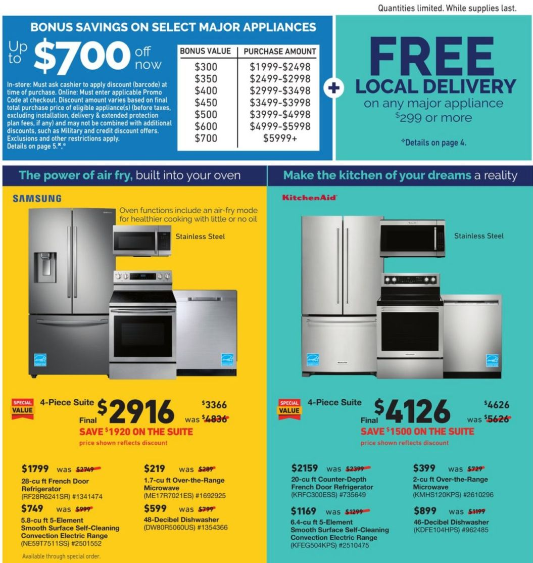 Lowe's Cyber Monday 2020 Page 23