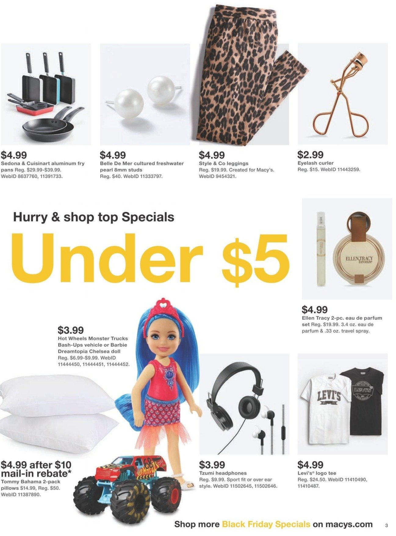 Macy's Black Friday 2020 Page 3