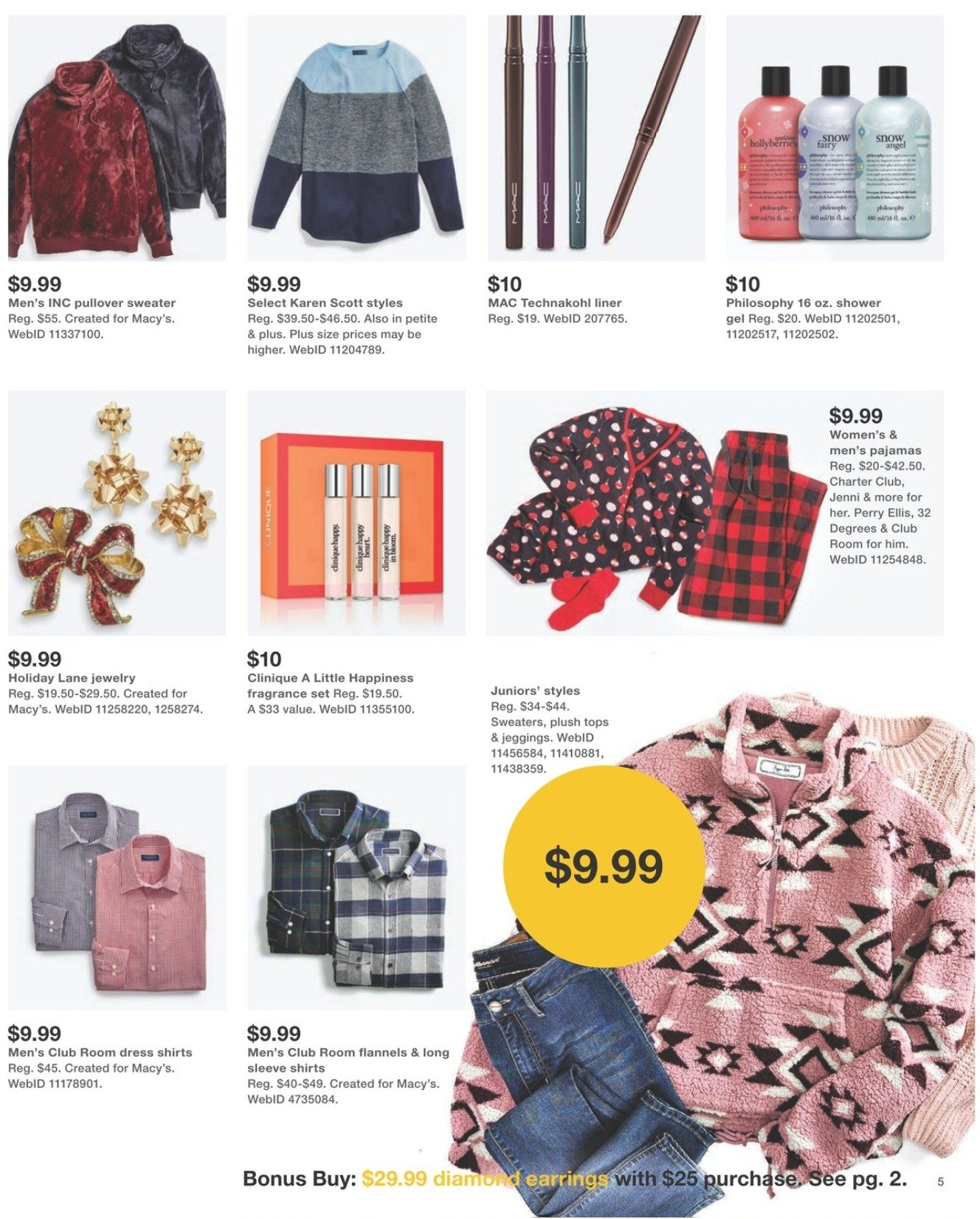 Macy's Black Friday 2020 Page 5