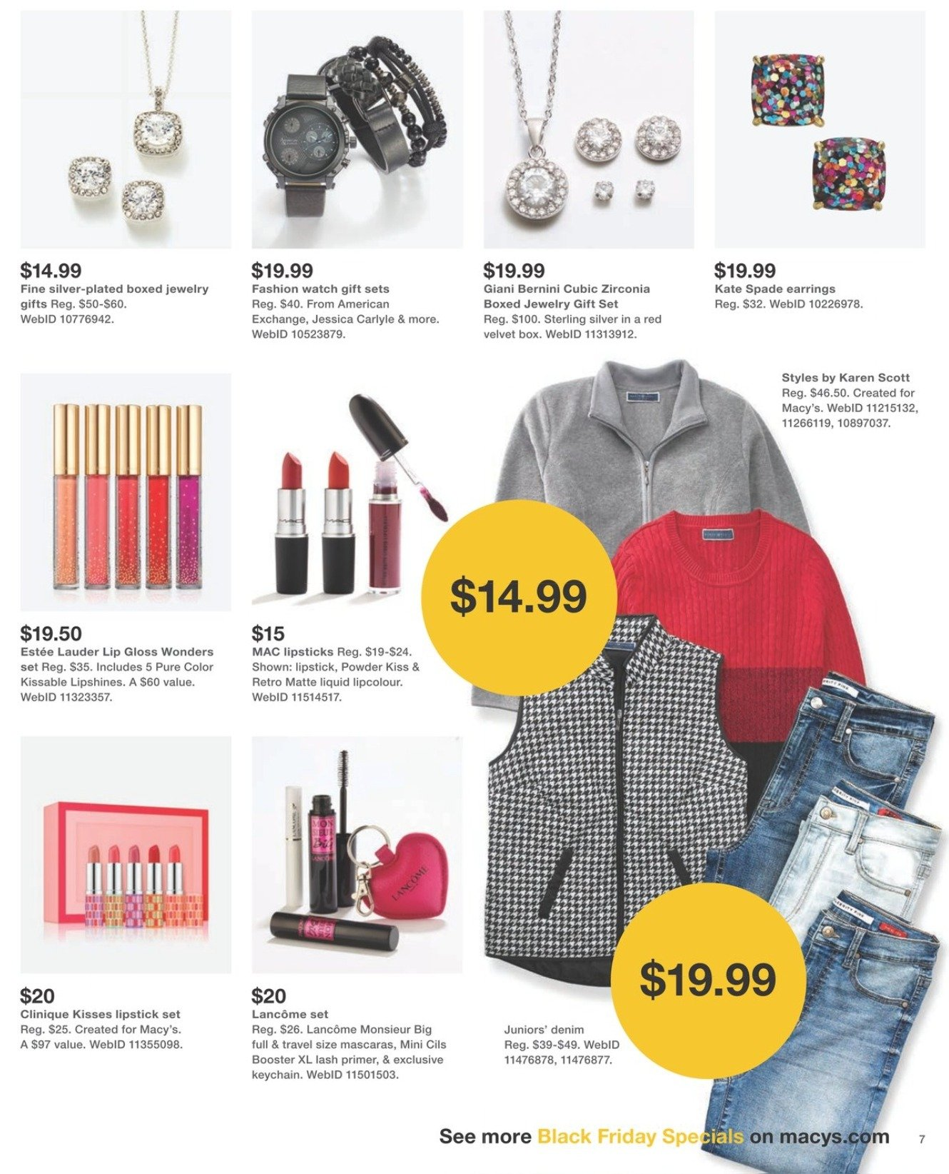 Macy's Black Friday 2020 Page 7