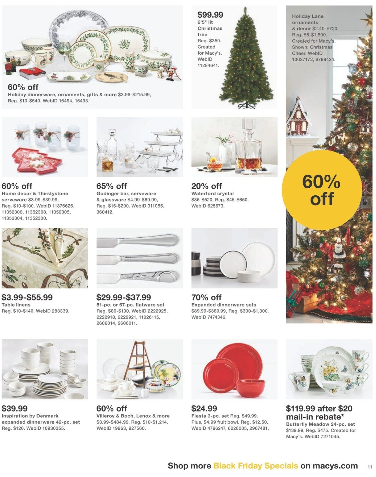 Macy's Black Friday 2020 Page 11