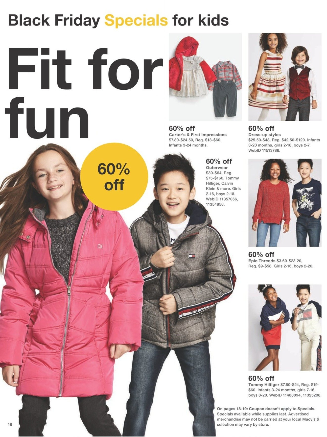 Macy's Black Friday 2020 Page 18
