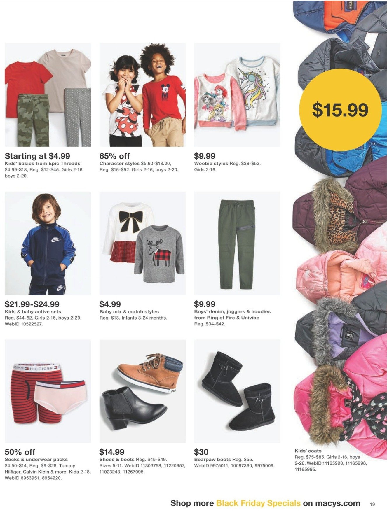 Macy's Black Friday 2020 Page 19