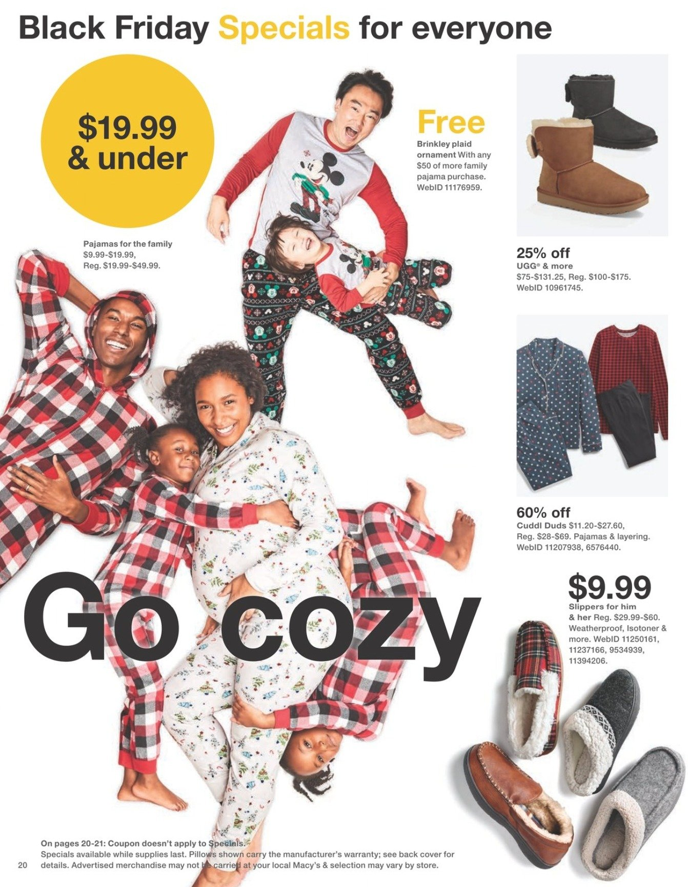 Macy's Black Friday 2020 Page 20