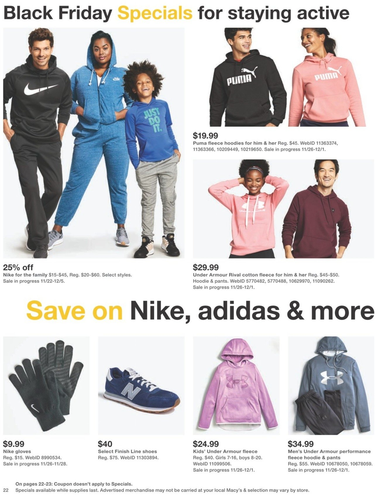 Macy's Black Friday 2020 Page 22