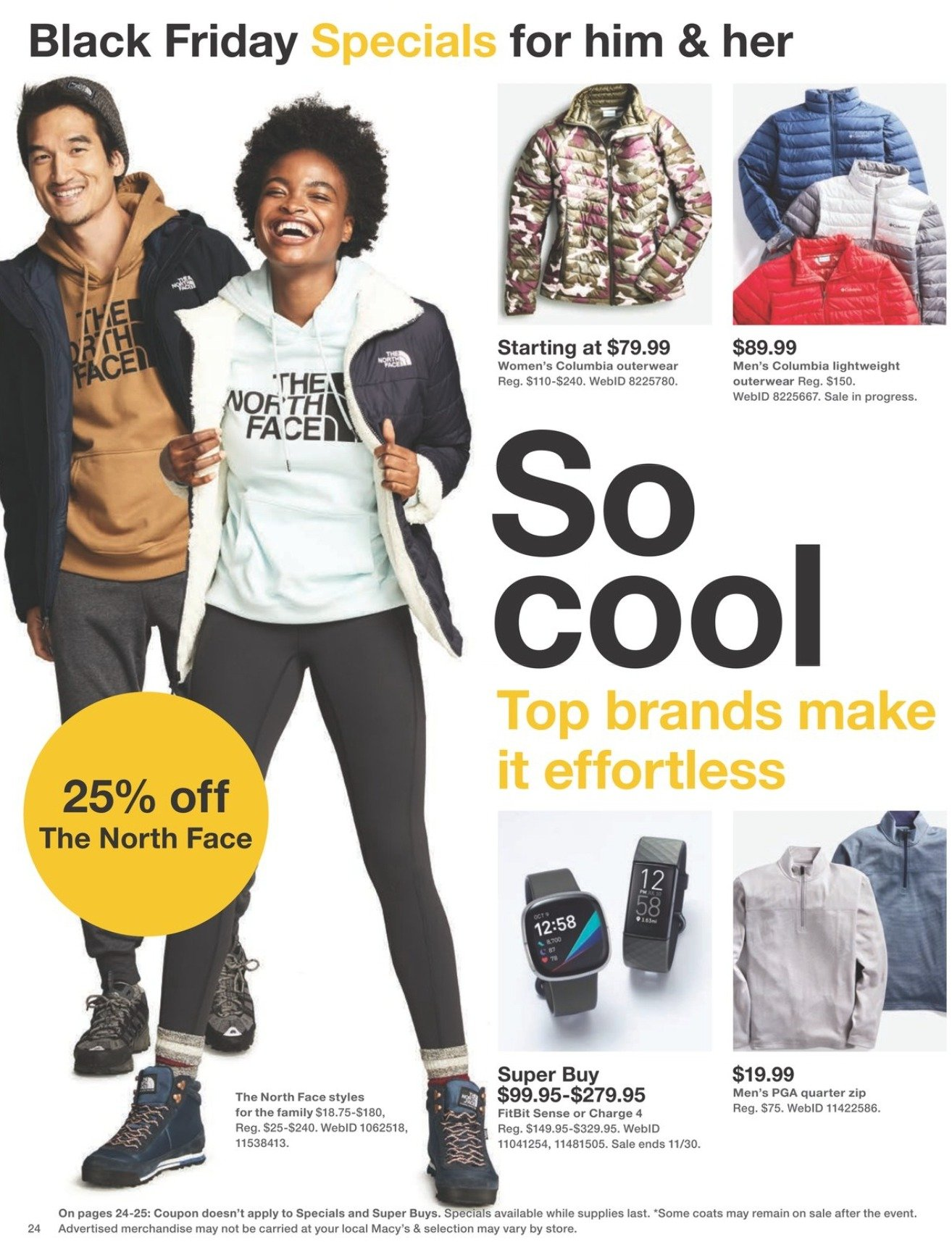 Macy's Black Friday 2020 Page 24