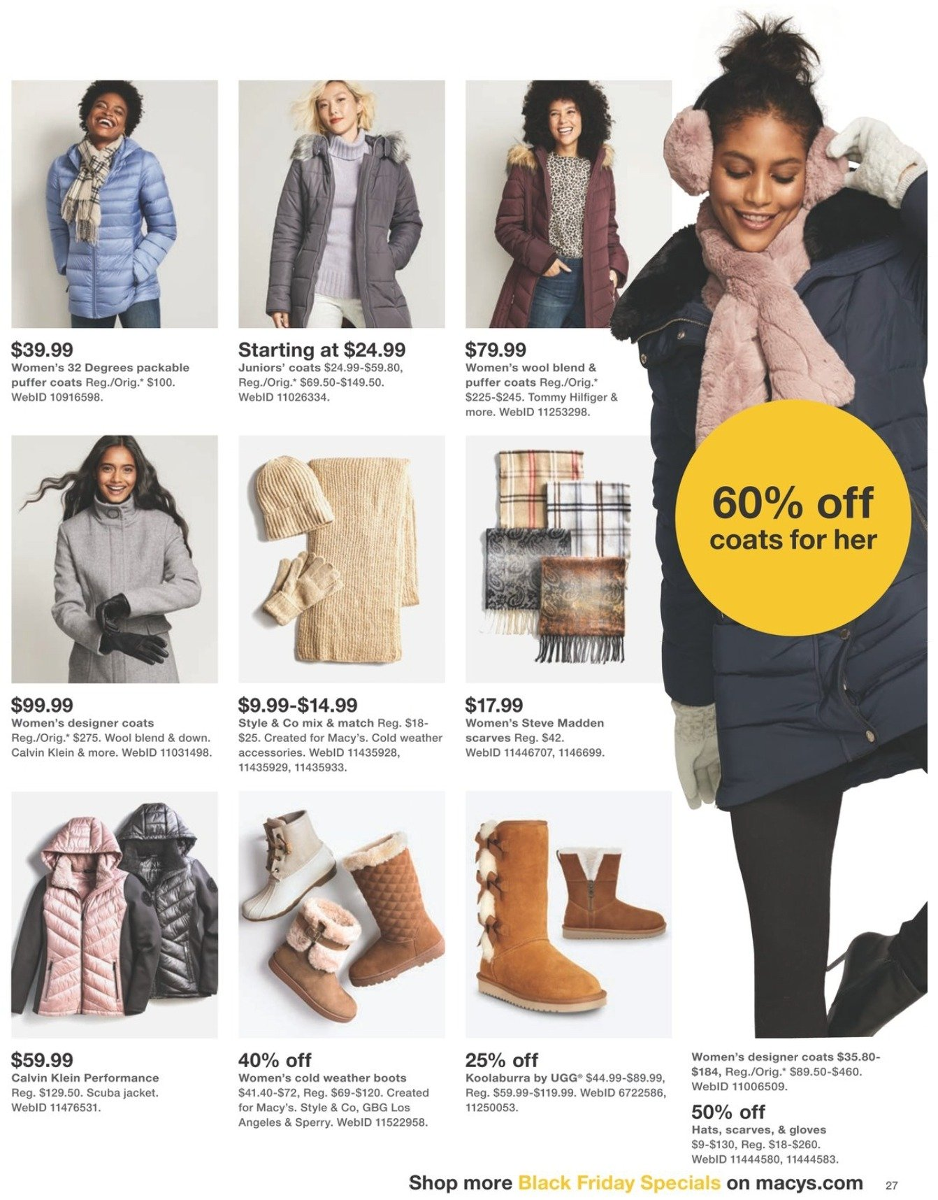 Macy's Black Friday 2020 Page 27