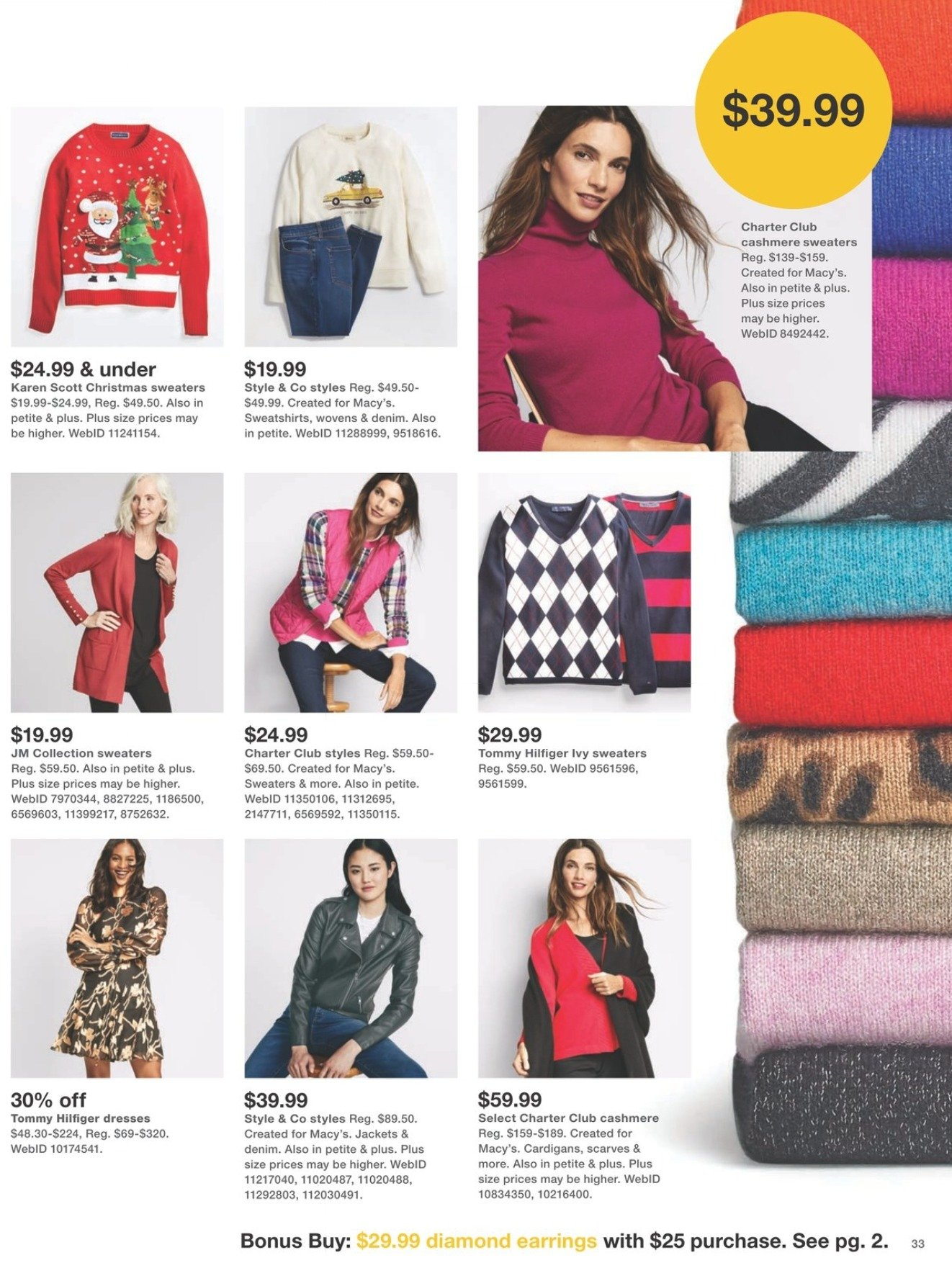 Macy's Black Friday 2020 Page 33