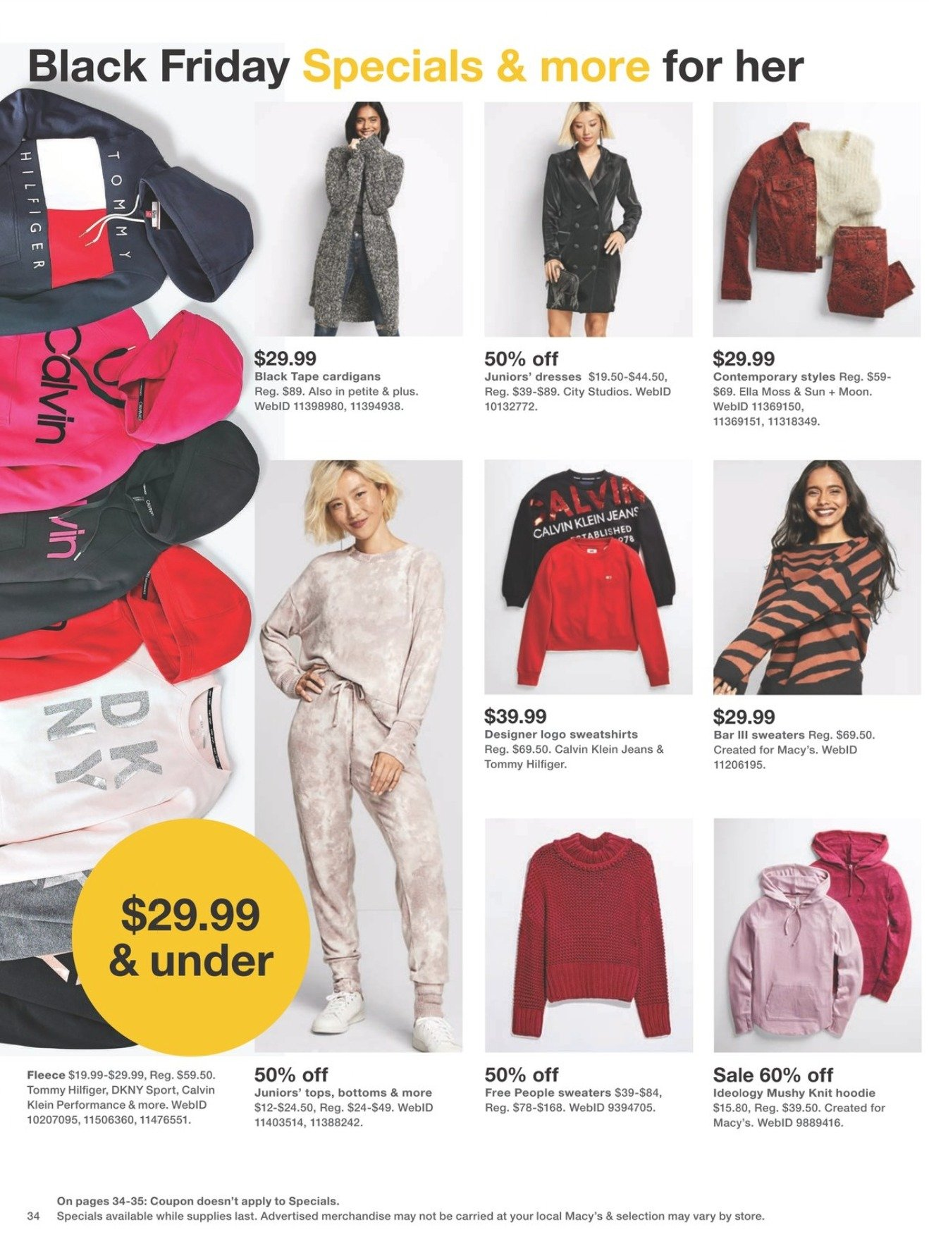 Macy's Black Friday 2020 Page 34