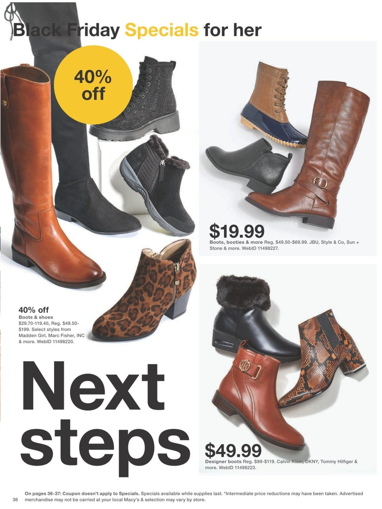 Macy's Black Friday 2020 Page 36
