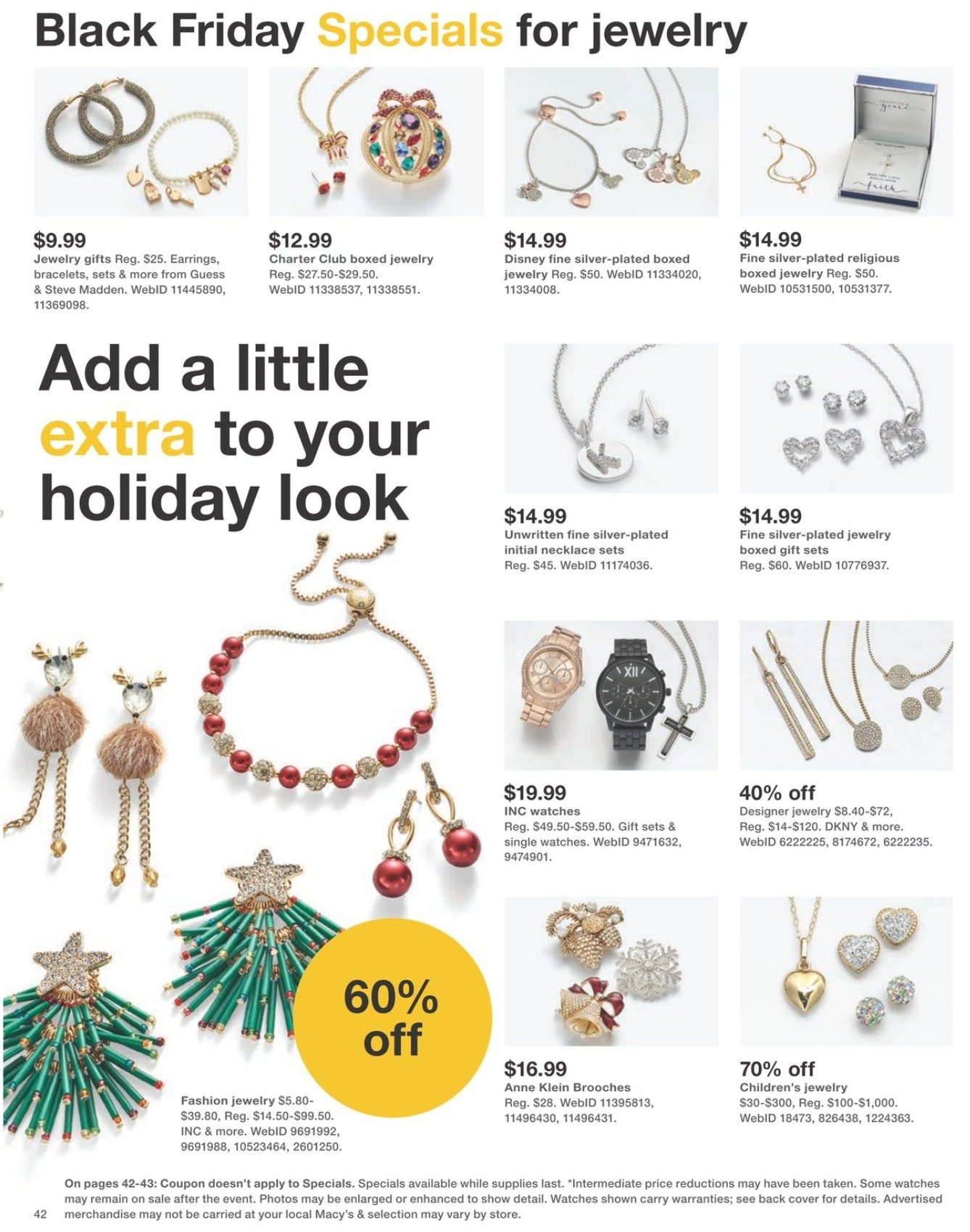 Macy's Black Friday 2020 Page 42