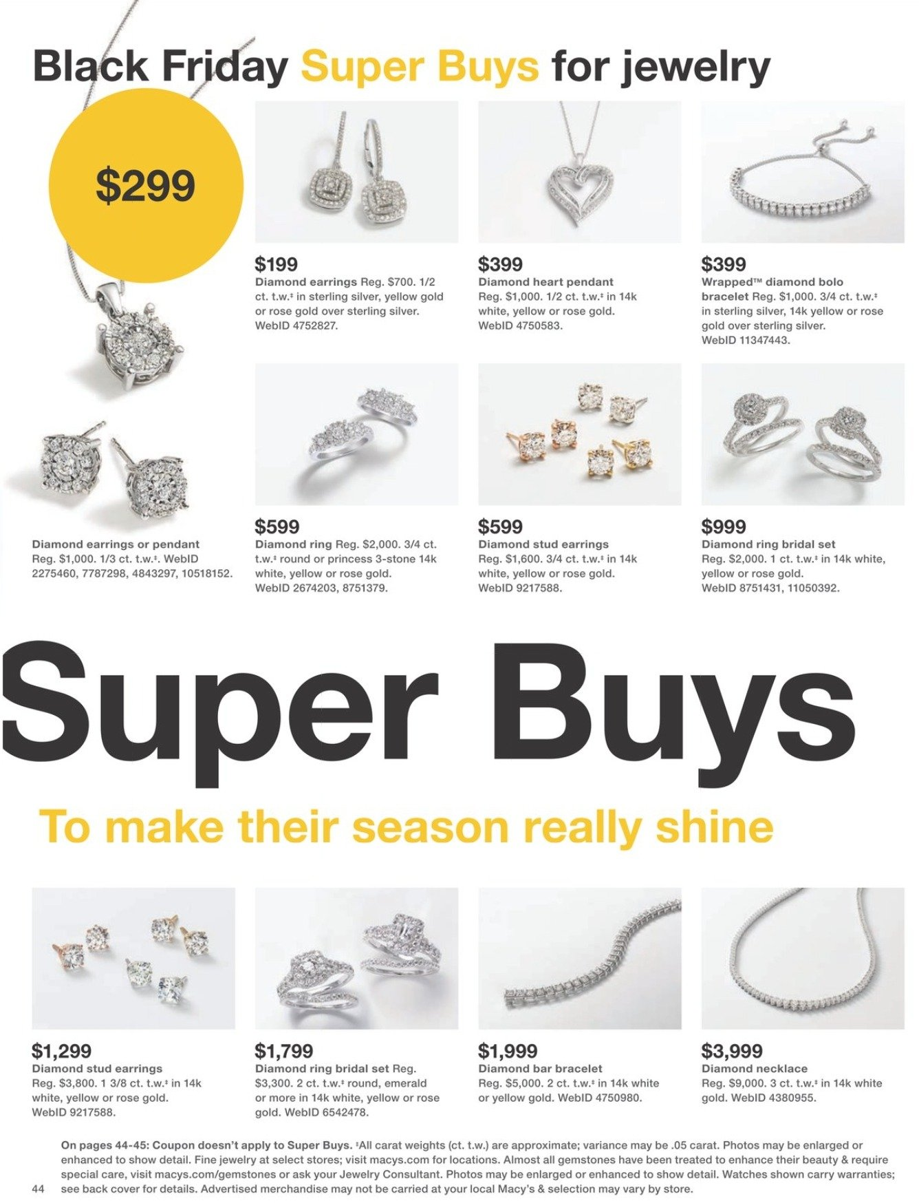 Macy's Black Friday 2020 Page 44