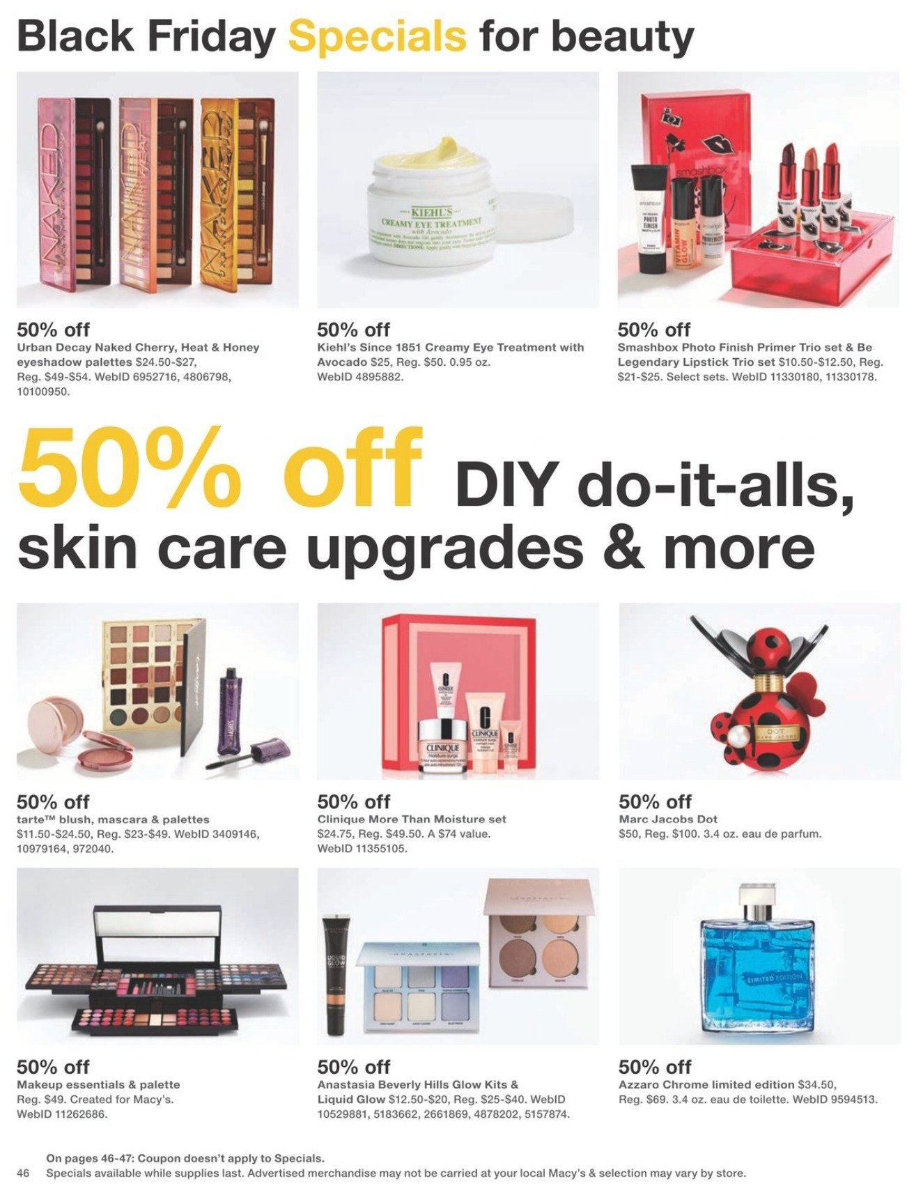 Macy's Black Friday 2020 Page 46