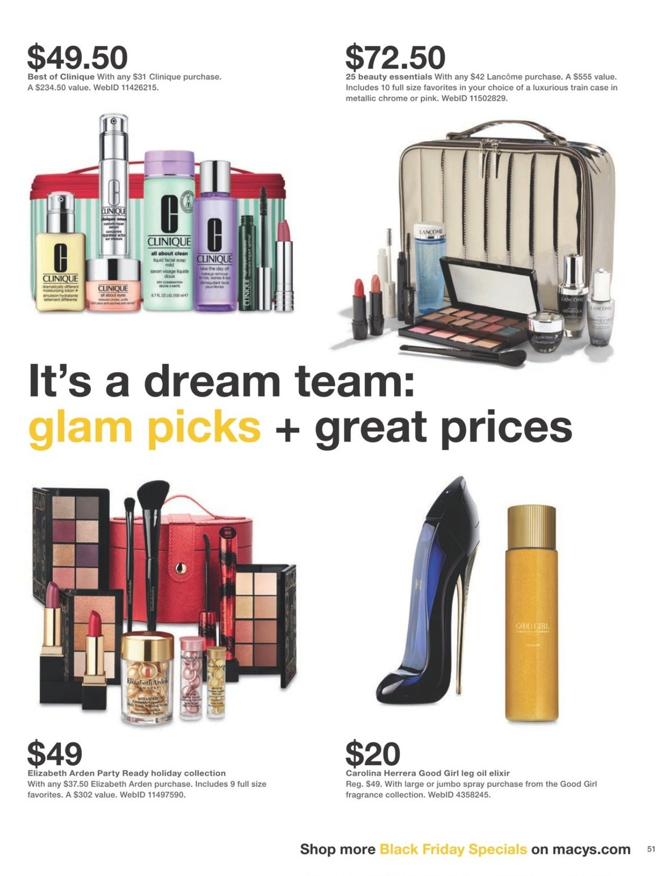 Macy's Black Friday 2020 Page 51