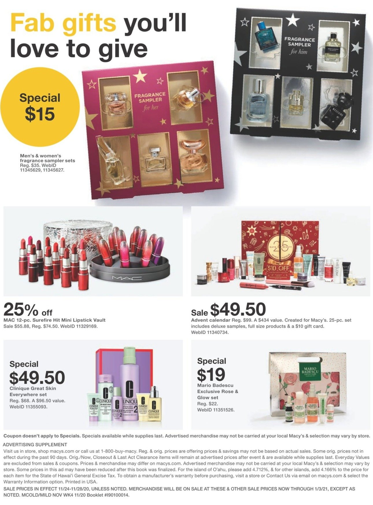 Macy's Black Friday 2020 Page 56