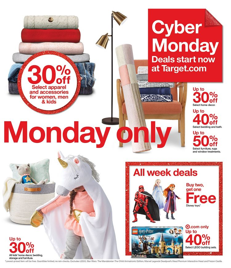 Target Cyber Monday 2020 Page 6