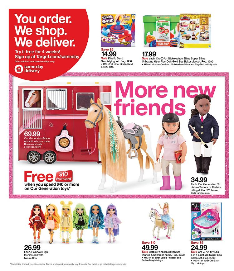 Target Cyber Monday 2020 Page 11