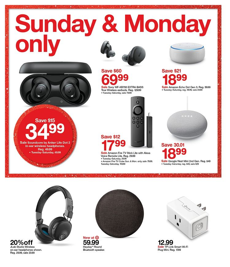 Target Cyber Monday 2020 Page 22