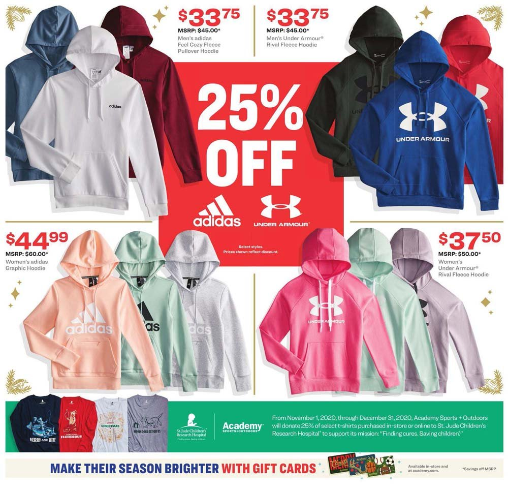 Academy Sports & Outdoors Cyber Monday 2020 Page 2