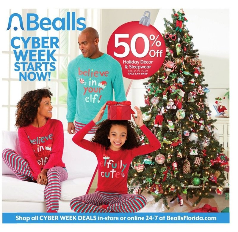 Bealls Florida Cyber Monday 2020 Page 1