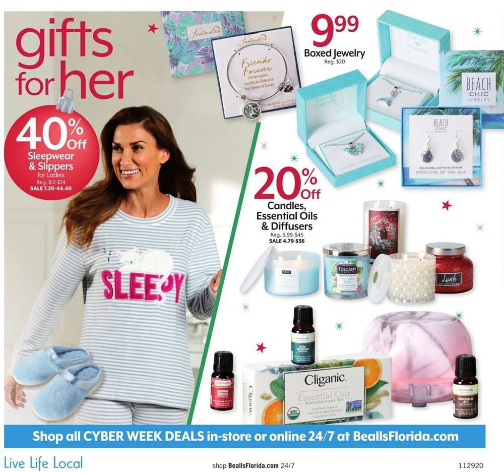 Bealls Florida Cyber Monday 2020 Page 2