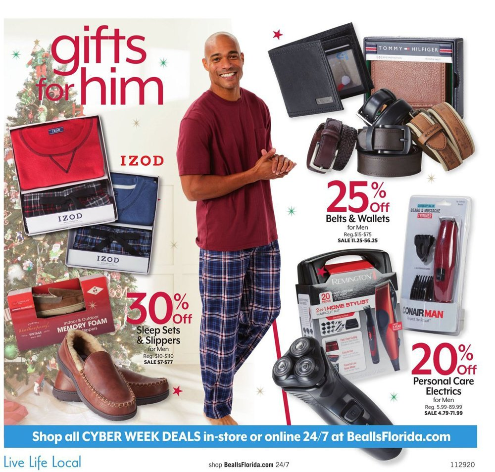 Bealls Florida Cyber Monday 2020 Page 4