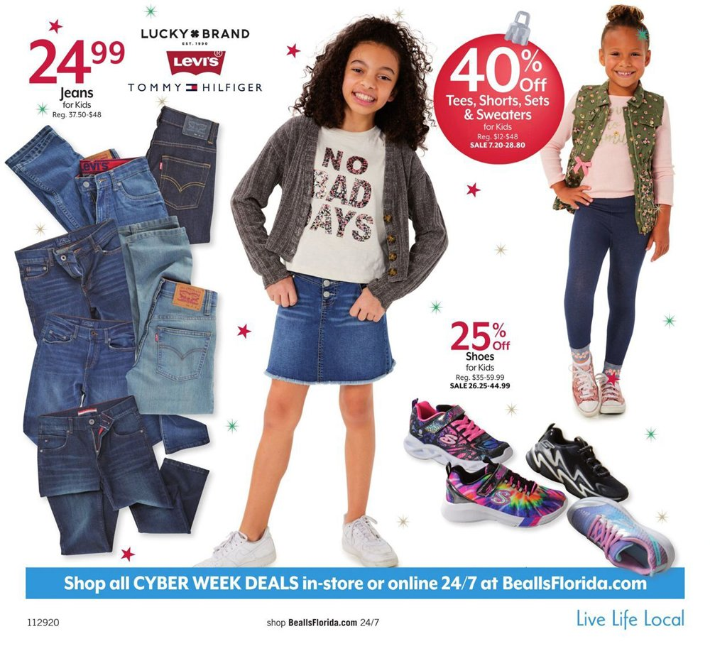 Bealls Florida Cyber Monday 2020 Page 7